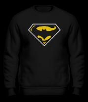 Толстовка без капюшона Super Batman