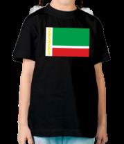 Детская футболка  Чечня 95 регион