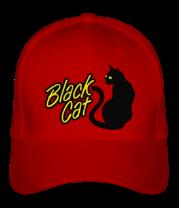 Бейсболка Black cat