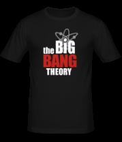 Мужская футболка  the Big Bang Theory