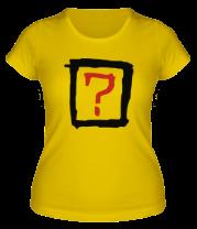 Женская футболка  Black Eyed Peas - Where Is The Love