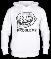 Толстовка Trollface. Problem?