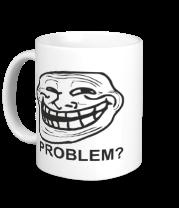 Кружка Trollface. Problem?