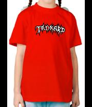 Детская футболка  Tankard