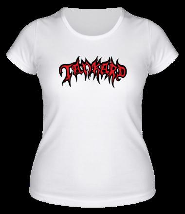 Женская футболка  Tankard