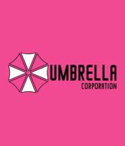Женская футболка  Umbrella Corporation