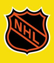 Женская футболка  NHL