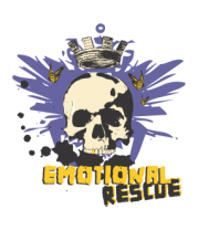 Мужская футболка  Emotional rescue