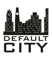 Детская футболка  Default city