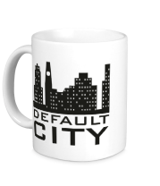 Кружка Default city