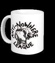Кружка Anti Nowhere League