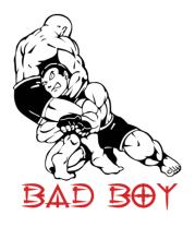 Кружка Bad boy