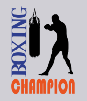 Толстовка Boxing champion