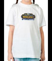 Детская футболка  World of Warcraft Wrath of the Lich King