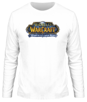 Мужская футболка с длинным рукавом World of Warcraft Wrath of the Lich King
