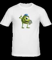 Мужская футболка  Майк Вазовски