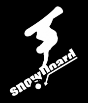 Женская майка борцовка Snowboard