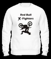 Толстовка без капюшона Red Bull X-Fighters