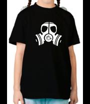 Детская футболка  Маска