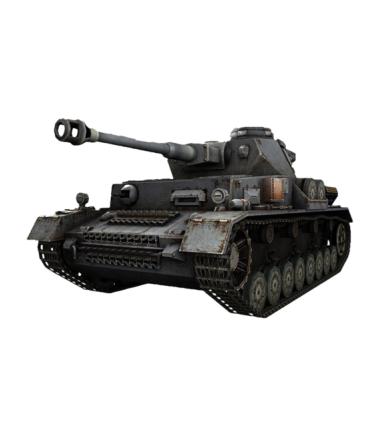 Мужская футболка  Panzerkampfwagen IV Sd.Kfz. 161