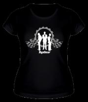 Женская футболка  TopGear