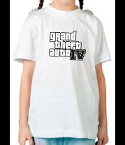 Детская футболка  Gta 4
