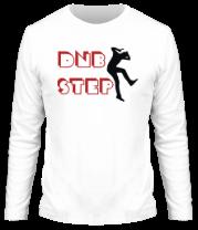 Мужская футболка с длинным рукавом DNB step