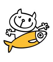 Кружка Кот и большая рыба