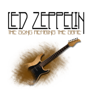 Коврик для мыши Led Zeppelin