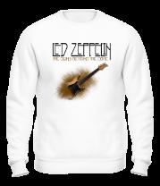 Толстовка без капюшона Led Zeppelin
