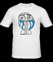Мужская футболка  Милый парень