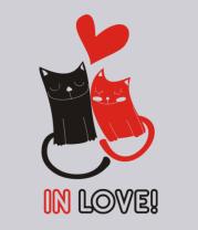 Толстовка In love