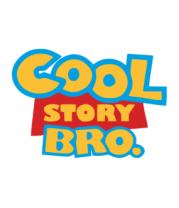 Женская футболка  Cool Story