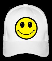 Бейсболка Смайл - улыбка