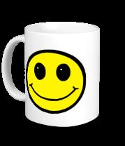 Кружка Смайл - улыбка