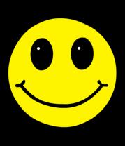 Женская майка борцовка Смайл - улыбка