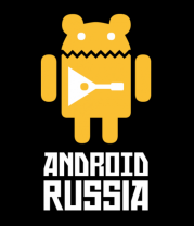 Толстовка Android Russia