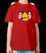Детская футболка  Angry Birds Matilda Face