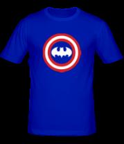 Мужская футболка  Captain Batman