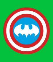 Женская футболка  Captain Batman