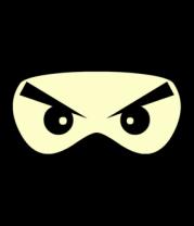 Футболка поло мужская Dark Ninja