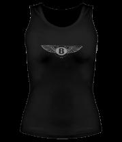 Женская майка борцовка Bentley