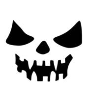 Кружка Haloween Face
