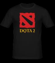 Мужская футболка  DOTA 2