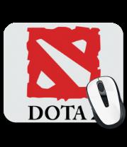 Коврик для мыши DOTA 2