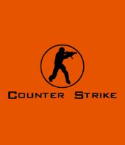 Футболка поло мужская Counter-Strike