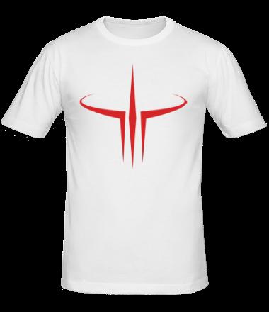 Мужская футболка  Quake III