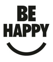Толстовка Be Happy
