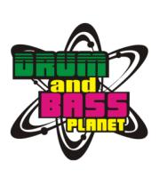 Мужская футболка с длинным рукавом Dnb planet