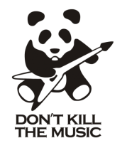 Бейсболка Don't Kill The Music